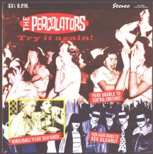 "The Percolators -Try It Again  (10"")"